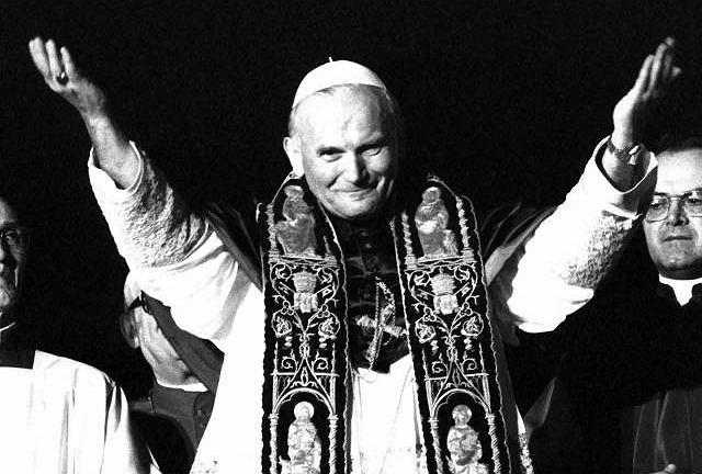 Jan Paweł II, 16 października 1978 r.