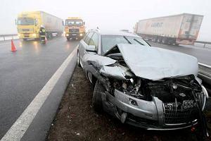 Wi�cej wypadk�w na autostradach. Pogoda czy wy�sze limity pr�dko�ci?