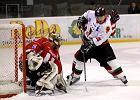 Hokej: Tyszanie do ko�ca dr�eli o wynik