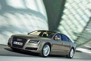 Przednionapędowe Audi A8