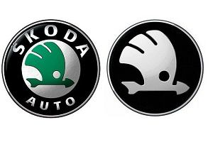 Czy to nowe logo Skody?