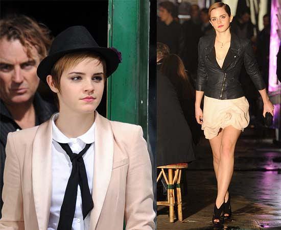 Emma Watson w sesji dla Lancome