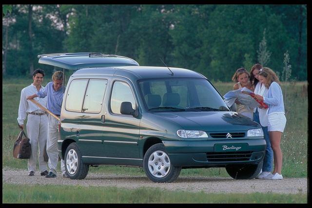 Citroen Berlingo 1997