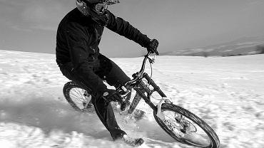 Rowery do zabawy na zimę