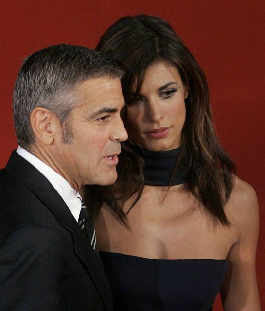 George Clooney b�dzie �wiadkiem na procesie Berlusconiego