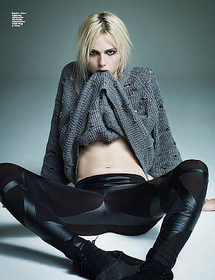 Zdjęcie numer 3 w galerii - Andrej Pejic w Viva! Moda