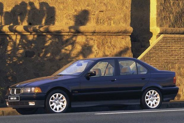 BMW 3 (1990-1998) E36 - opinie Moto.pl
