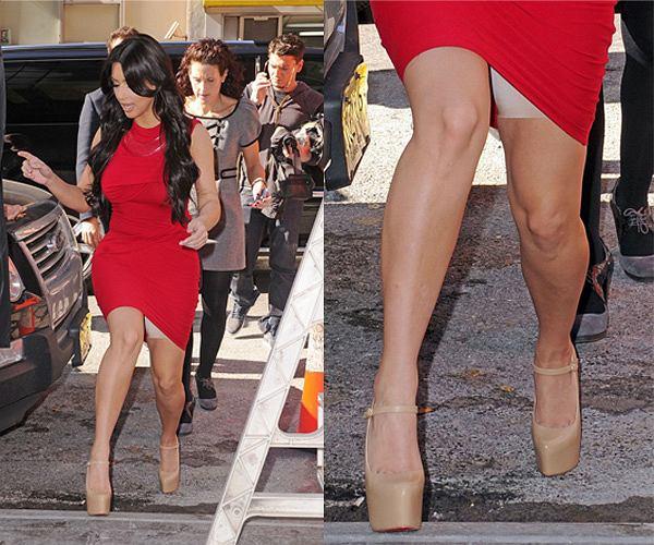 Ma�e sekrety piekna Kim Kardashian