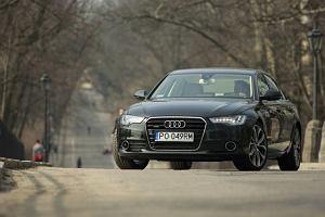 Audi A6 | Skaza na honorze