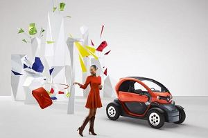 Elektryczne Renault wycenione