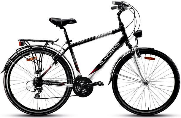 rowery, trekkingowy, EUROBIKE