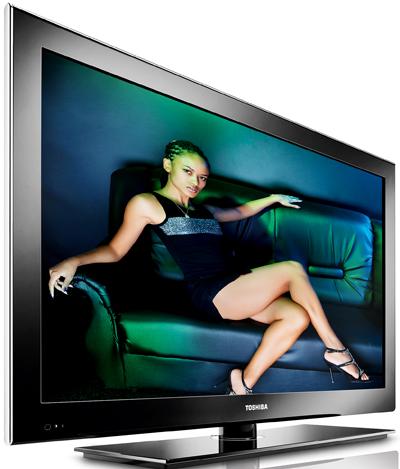 telewizory, Toshiba