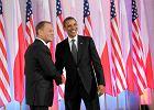 Opozycja zadowolona ze s��w Obamy nt. Bia�orusi