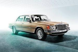 Historia Mercedesa w obrazkach