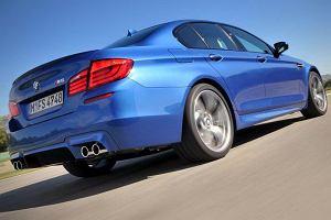 Nowe BMW M5 w akcji | Wideo