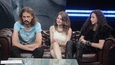 """Uczestnicy """"X-Factor"""" u Kuby Wojewódzkiego"""
