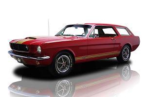 Kombi - jedyny taki Mustang