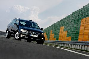 VW Passat Variant 1.8 TSI - test | Za kierownic�