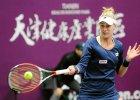WTA Tiencin. Riske lepsza od Bencic w finale