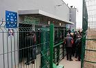 Ukraińcy już bez wiz wjeżdżają do Polski i Europy. Hymn Unii Europejskiej na granicy