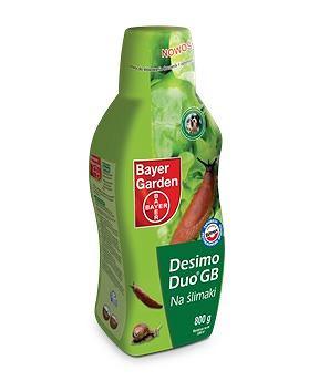 Bayer Desimo Duo GB niezawodny na ślimaki