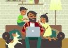 Homeworking. Jak pracować w domu i nie dać się dziecku, psu i serialom?
