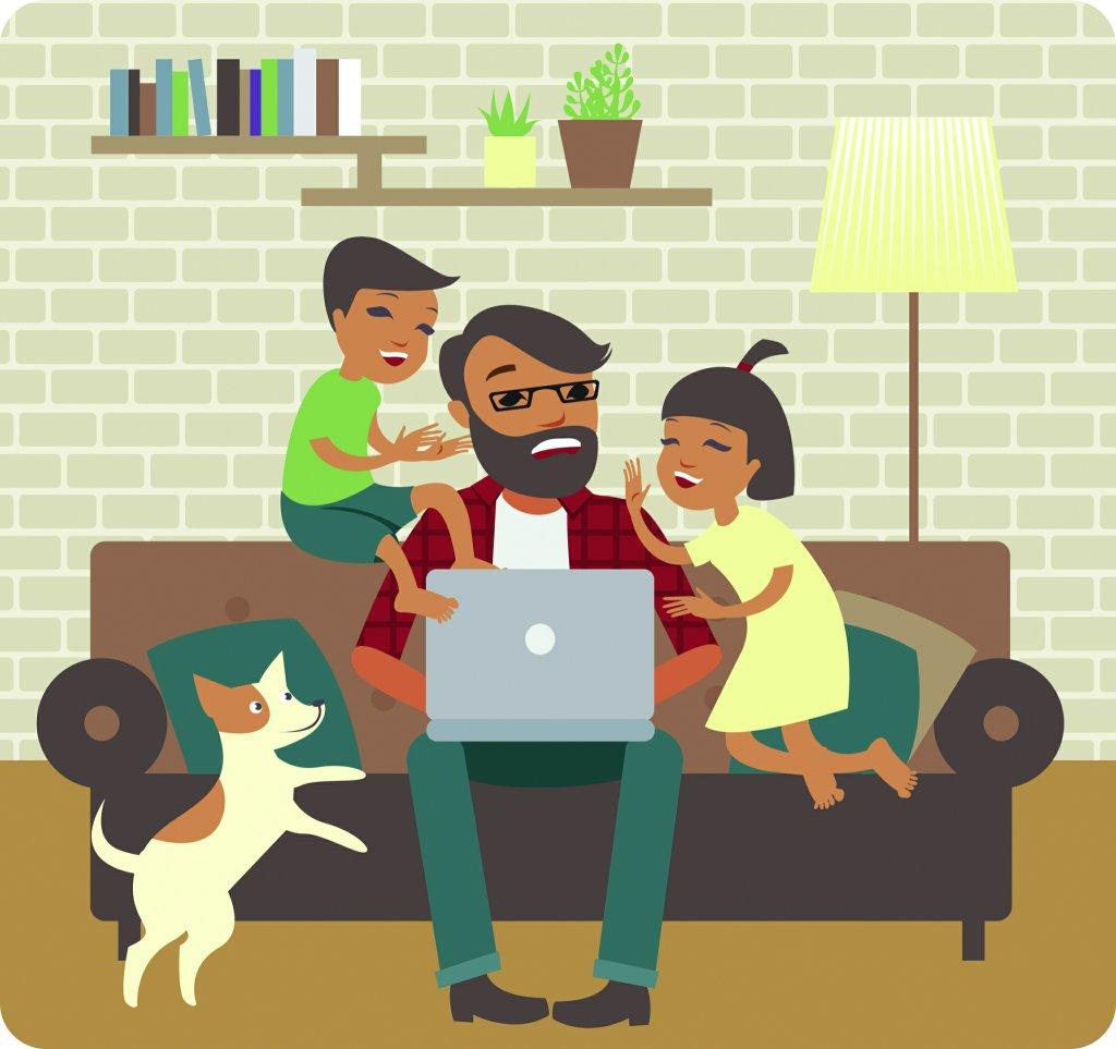 Homeworking - bez przygotowania ani rusz!