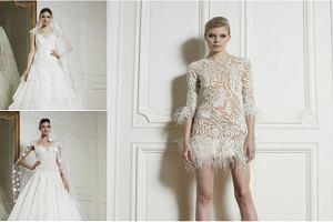 Zuhair Murad  - kolekcja sukien �lubnych wiosna 2013