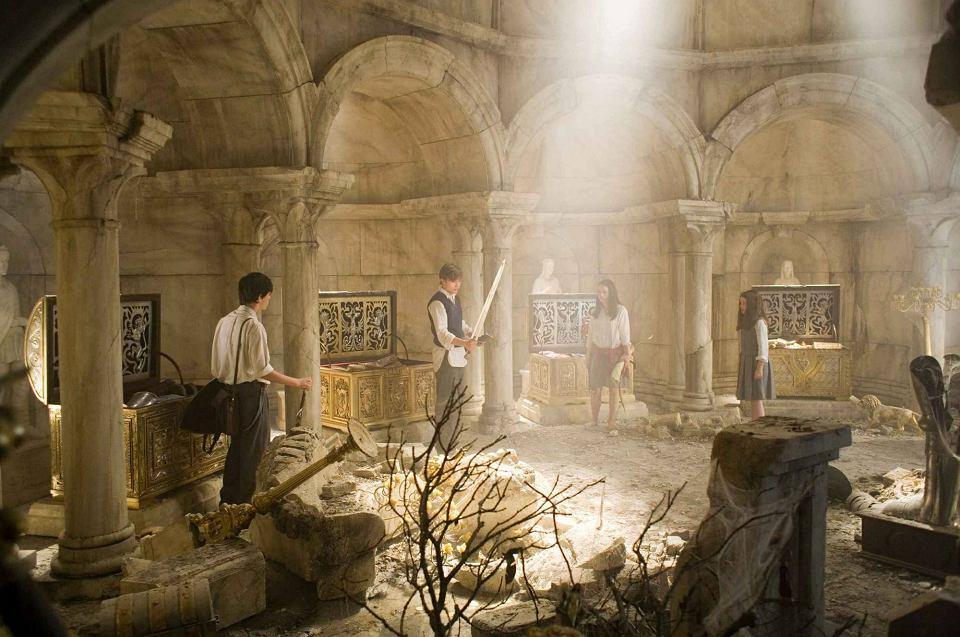 'Opowieści z Narnii: Książę Kaspian'