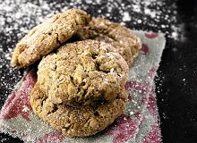 Ciasteczka figowo-migdałowe - ugotuj