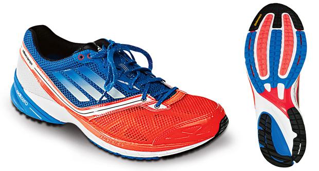Startówki - buty do sportowego biegania, buty sportowe, bieganie, sport, Adidas adiZERO tempo