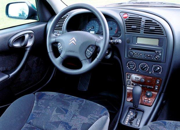 Citroen Xsara FL - wnętrze