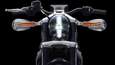 Elektryczny Harley