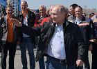 Władimir Putin otworzył most łączący Rosję z Krymem