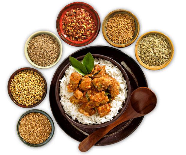 kuchnia, kuchnie świata, Kuchnia: jak hinduskie curry podbiło świat, Hinduskie curry