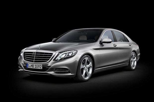 Mercedes Klasy S