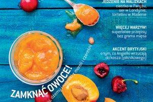 Lipcowy numer magazynu Kuchnia ju� w sprzeda�y!