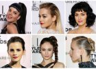ELLE UK Style Awards: Kt�re gwiazdy wygl�da�y najbardziej stylowo na czerwonym dywanie? Najpi�kniejsze fryzury i makija�e