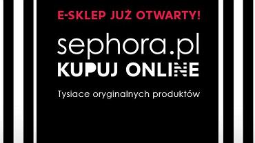 Sephora teraz także online
