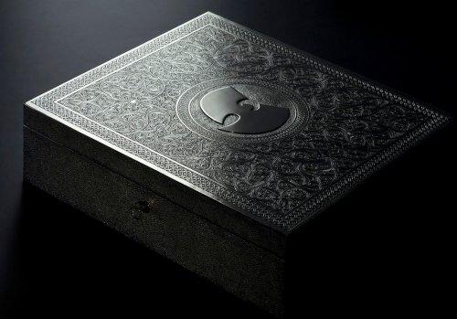 """Szef koncernu farmaceutycznego nabył jedyną kopię albumu """"Once Upon a Time in Shaolin""""."""