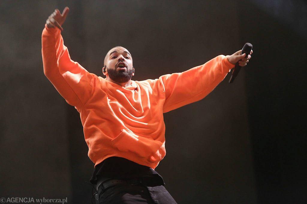 Open'er Festival 2015. Drake / RAFAŁ MALKO