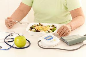 Dieta na nadciśnienie