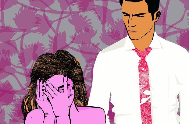 """Niektórzy mężczyźni, by zmusić partnerkę, żeby się bardziej starała w łóżku, wywołują """"efekt oddechu konkurencji na plecach"""""""