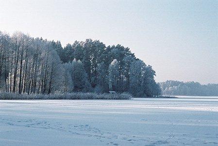 Dobre strony zimy (w oczekiwaniu na wiosn�)