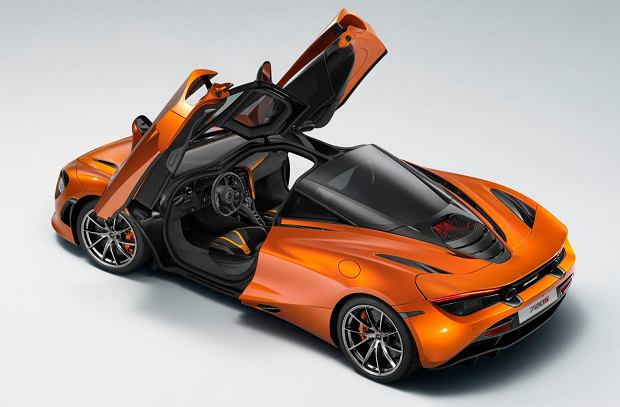 Salon Genewa 2017 | McLaren 720S | Ponad 500 KM na tonę