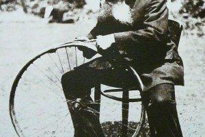 Historia ko�em si� toczy | Dunlop cz. 1 | Od smoczka do bariery d�wi�ku