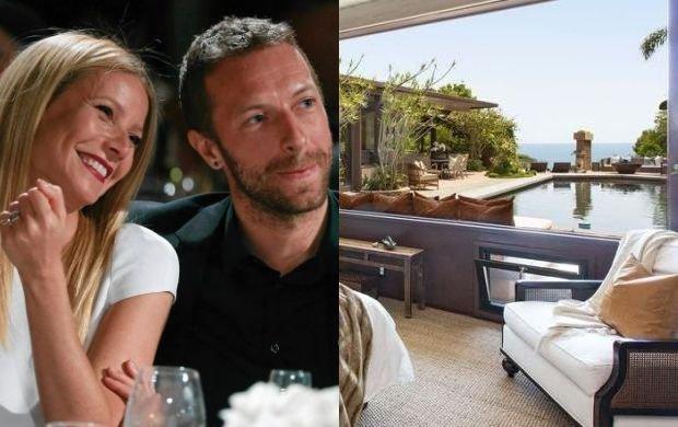 T� luksusow� rezydencj� Paltrow i Martin kupili tydzie� przed rozstaniem! Te� zastanawiacie si�, po co?