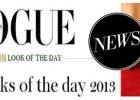 Vogue Paris wybra� 100 najlepszych stylizacji 2013 roku. Na li�cie widnieje te� Anja Rubik!