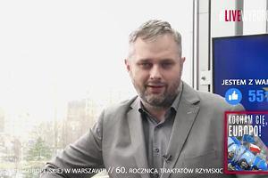Wojciech Przybylski: W globalizującym się świecie państwa mają większą szansę będąc razem niż osobno