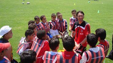 Davide Corti z AC Milan